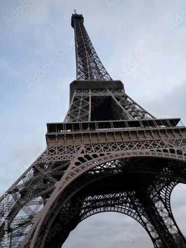 eiffel tower in paris #229105673