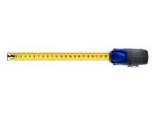Blue Tape Measure Tool, Isolat...