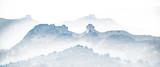 Wielki Mur Chiński sylwetka - 229123609
