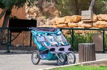 Baby Stroller For Triplet (Tri...