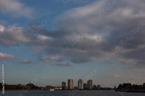 Staande foto Rotterdam Port of Rotterdam