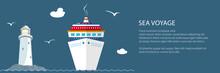 Sea Voyage ,Marine Tourism, Cr...