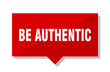 be authentic red tag