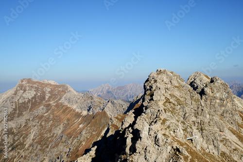 Klettersteig Oberstdorf : Mindelheimer klettersteig oberstdorf mapio