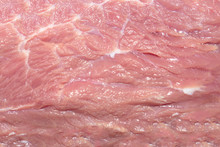 The Texture Of The Pork.Backgr...