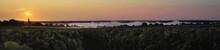 Sunrise Above Saint-Simeux