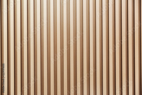 Obraz texture concept - brown ribbed background - fototapety do salonu