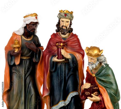 Obraz na płótnie The three wise men