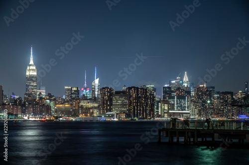 Staande foto New York City New York City Skyline