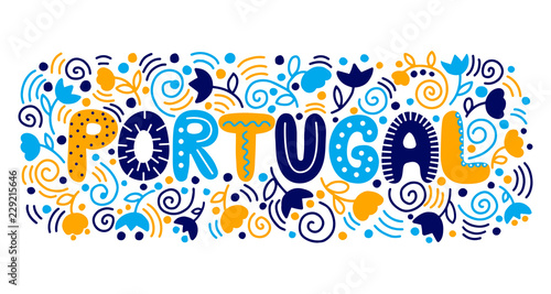 Lettering Portugal
