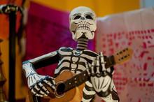 Catrina Mexicana Calavera Dia De Muertos Halloween