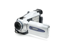 Digital Video Camcorder On Iso...