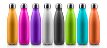 Colorful Thermo Bottles For Wa...