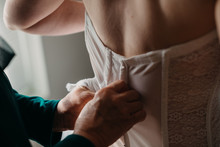 Mother Of The Bride Fastening ...