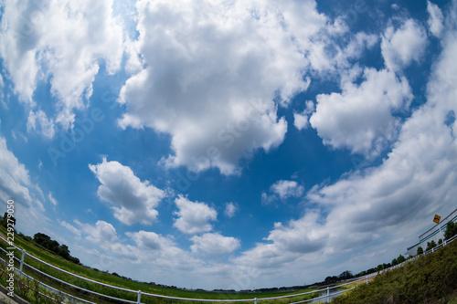 Fotografía 広大な空と雲