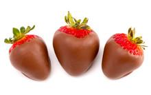 Chocolate Covered Strawberries...
