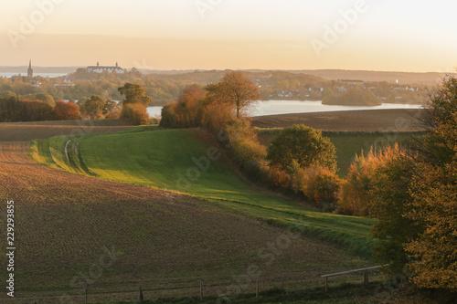 Fotografie, Obraz  Landschaft, Plön, Seenplatte, Naturpark,  Holsteinische Schweiz, Schleswig-Holst