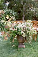 Rustic Outdoor Wedding Ceremon...