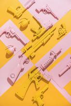 Weapons/firearms