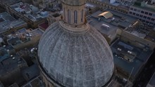 4k Drone - Basilica Of Our Lad...