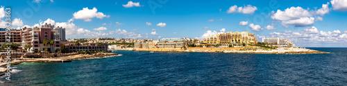 Photo Stands South Africa Panorama Küste Malta