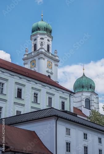 Fotografie, Obraz  Passauer Dom St. Stephan