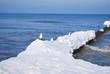 zima nad Bałtykiem