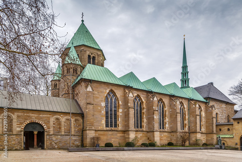 Essen Minster, Germany