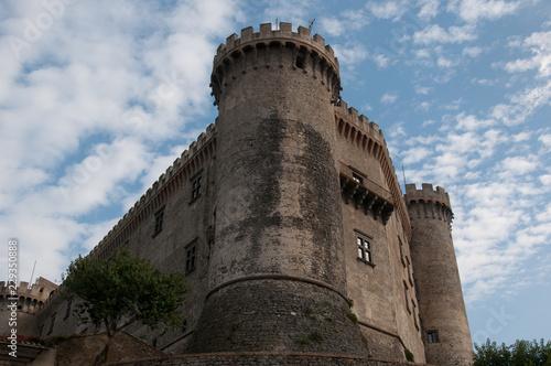 Foto  Castello Orsini-Odescalchi a Bracciano, Provincia di Roma, Italia