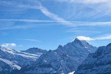 Winter Mountain Landscape In M...