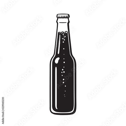 Fotografía  Bottle of beer or soda
