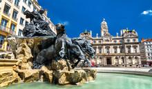 The Fontaine Bartholdi And Lyo...