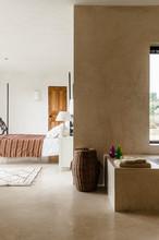 Bedroom In Minimal House