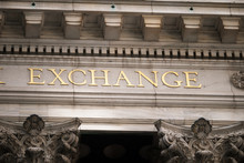 New York Stock Exchange In Wall Street