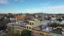 Aerial Of Bushwick, Brooklyn