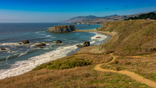 Panoramic View Of The Pacific ...