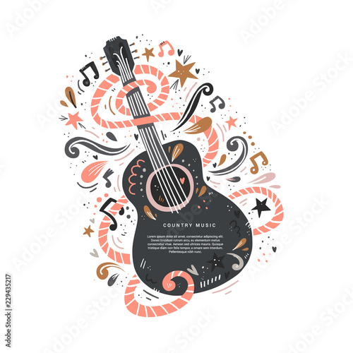 guitar-country-music