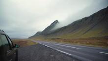 Fog Quickly Rolls Down Mountai...