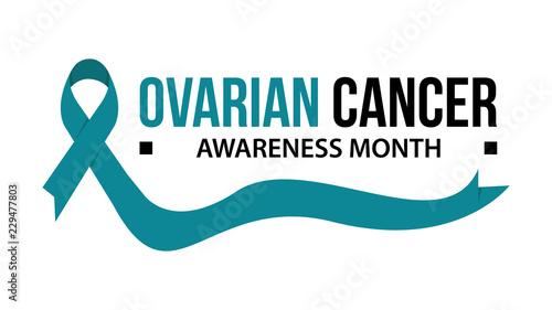 Valokuva  Awareness month ribbon cancer