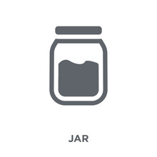 Jar Icon From  Collection.