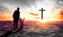 Worship Concept: Mother With C...