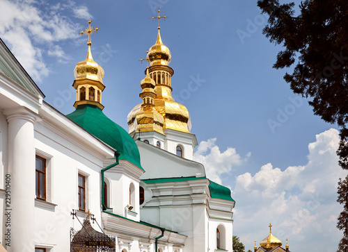 Kiev Pechersk Lavra Orthodox Church