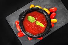 Zupa Krem Z Pomidorów W Pojem...