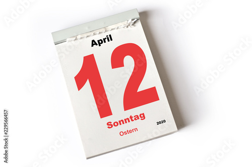12 April 2020 Ostern Buy This Stock Photo And Explore Similar