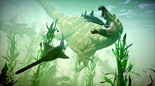 A 3D Rendering Of Spinosaurus ...