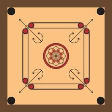 Various Family Game, Carrom Bo...