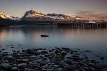 Morgenstimmung In Valdez / Ala...