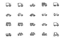 Transportation - Outline. Edit...