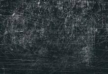 Black Scratches Texture