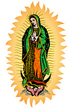 Virgin Of Guadalupe, Mexican V...